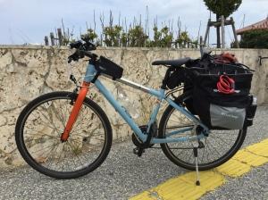 我的越野單車