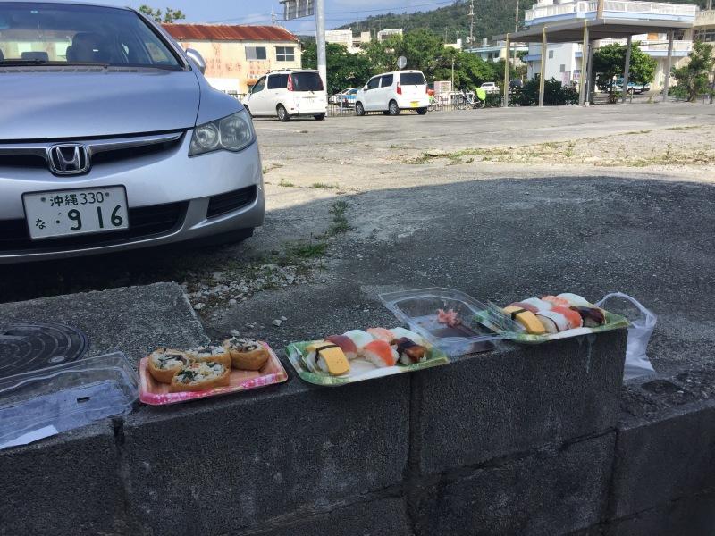 午餐:便利店餐